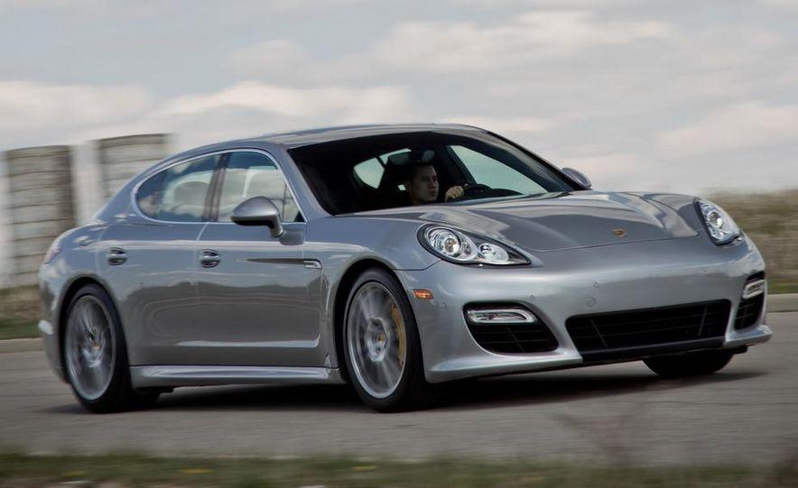 2012 Porsche Panamera Turbo S - Slide 2