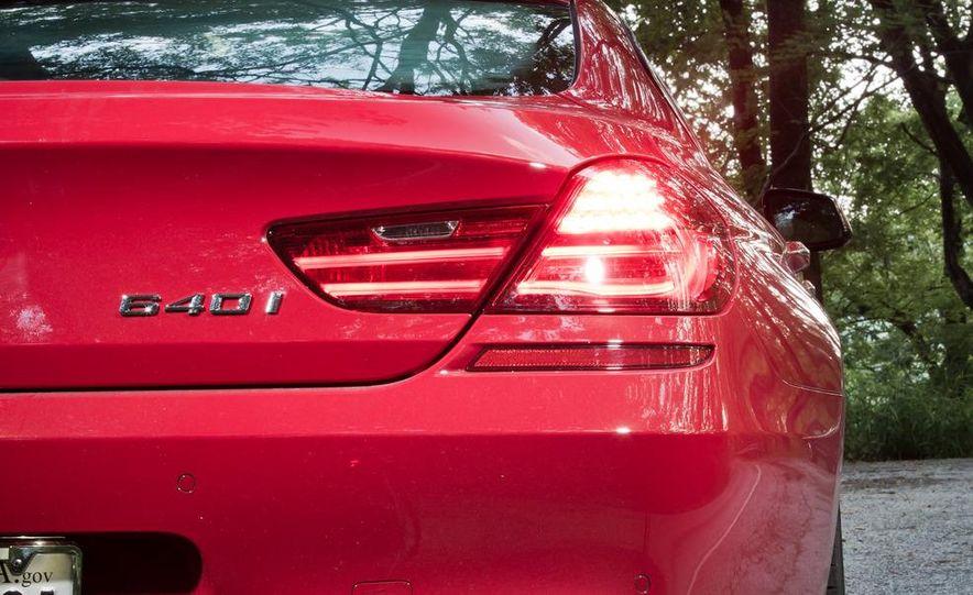 2013 BMW 640i Gran Coupe - Slide 24