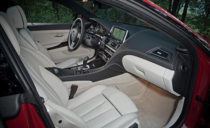 2013 BMW 640i Gran Coupe - Slide 27