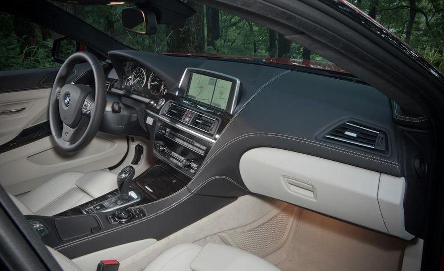 2013 BMW 640i Gran Coupe - Slide 28