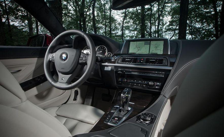 2013 BMW 640i Gran Coupe - Slide 29