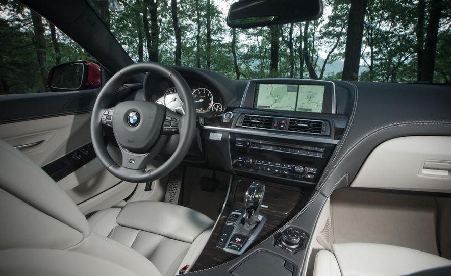 2013 BMW 640i Gran Coupe - Slide 30