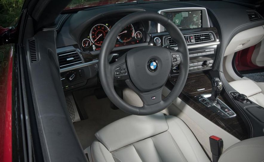 2013 BMW 640i Gran Coupe - Slide 31