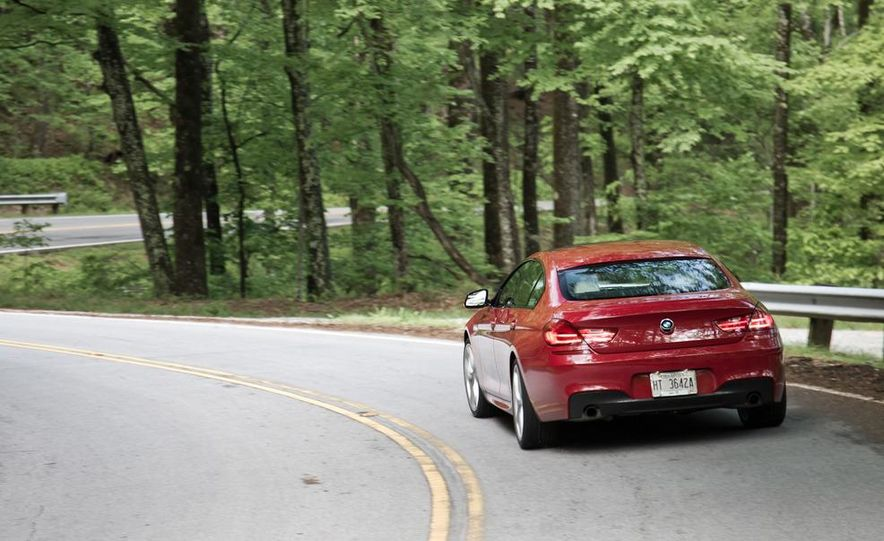 2013 BMW 640i Gran Coupe - Slide 1
