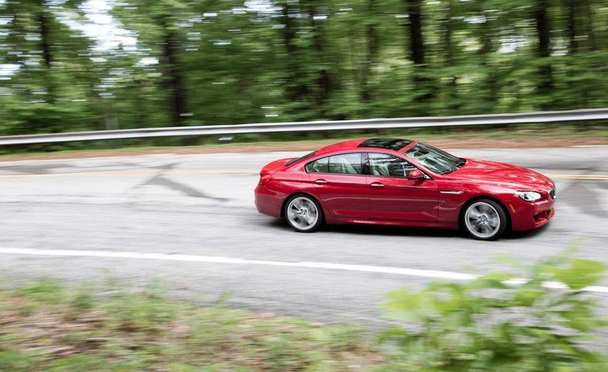 2013 BMW 640i Gran Coupe - Slide 12