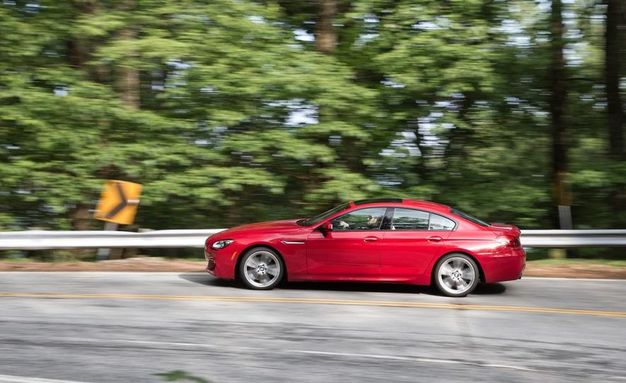 2013 BMW 640i Gran Coupe - Slide 13