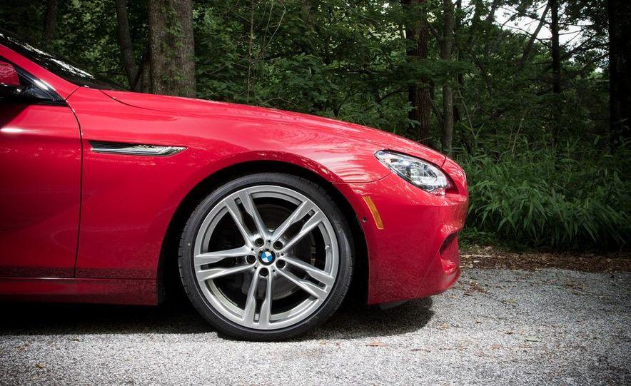 2013 BMW 640i Gran Coupe - Slide 22