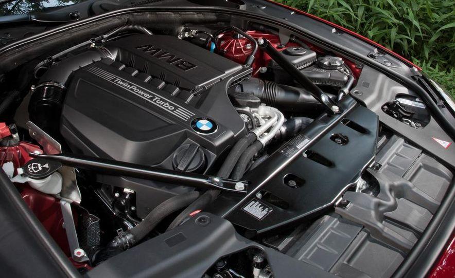 2013 BMW 640i Gran Coupe - Slide 35