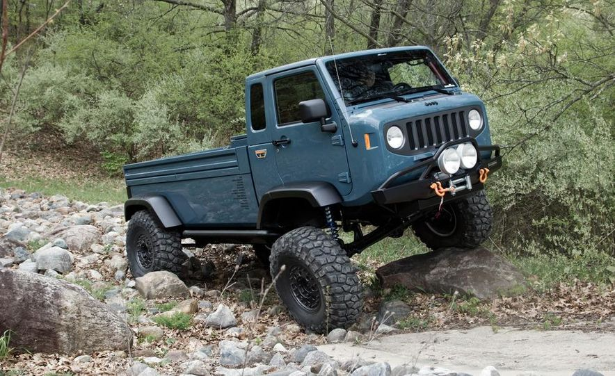 Jeep Mighty FC concept - Slide 16
