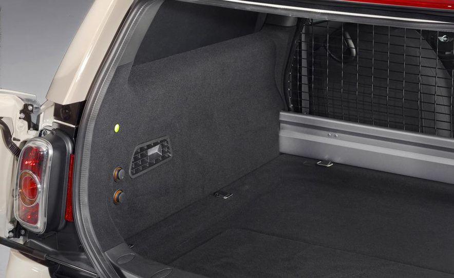 2013 Mini Clubvan - Slide 18