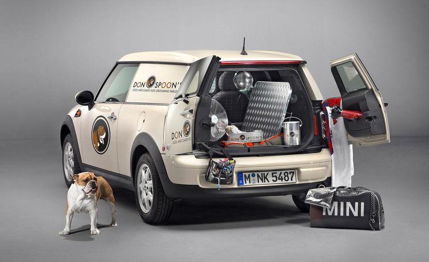 2013 Mini Clubvan - Slide 11