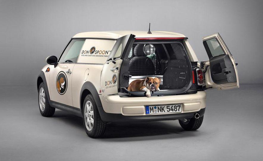 2013 Mini Clubvan - Slide 12