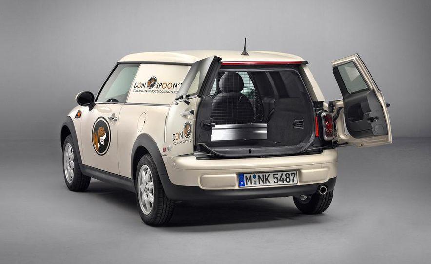 2013 Mini Clubvan - Slide 13