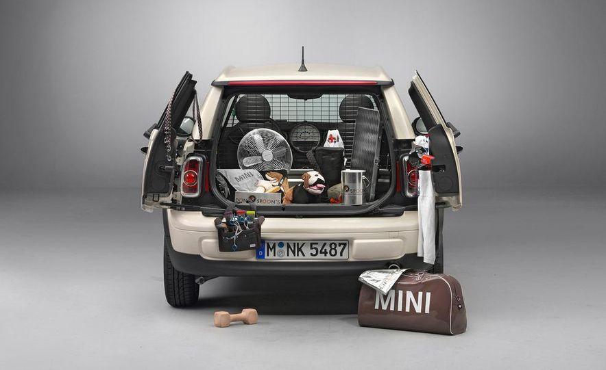 2013 Mini Clubvan - Slide 15