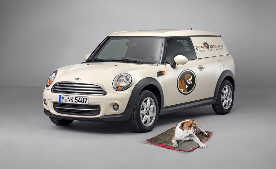 2013 Mini Clubvan - Slide 1