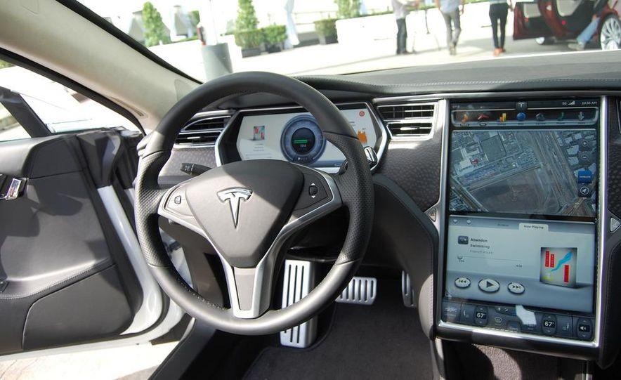 2013 Tesla Model S - Slide 50