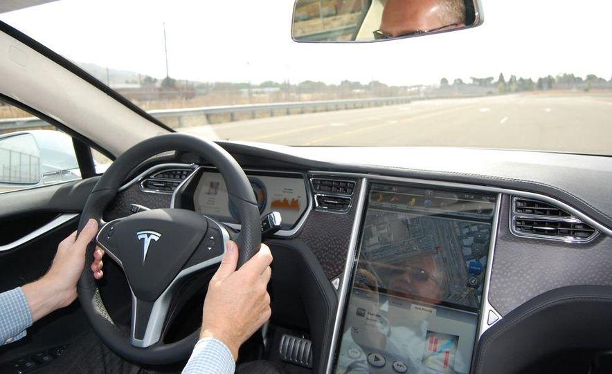 2013 Tesla Model S - Slide 57