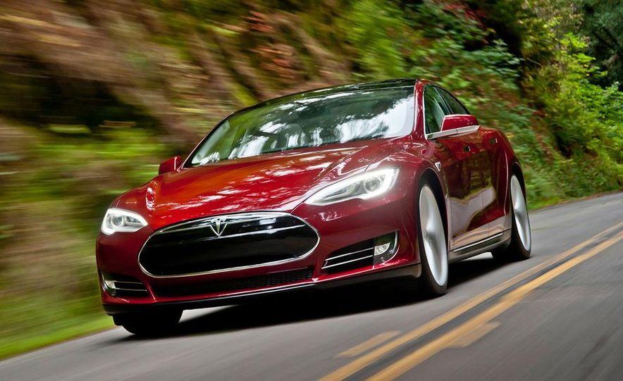 2013 Tesla Model S - Slide 72