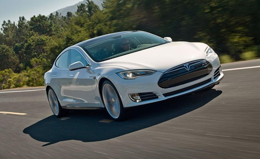 2013 Tesla Model S - Slide 75