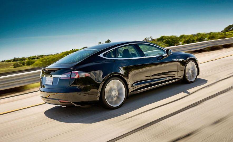 2013 Tesla Model S - Slide 77