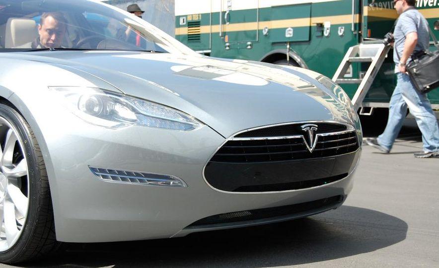2013 Tesla Model S - Slide 79