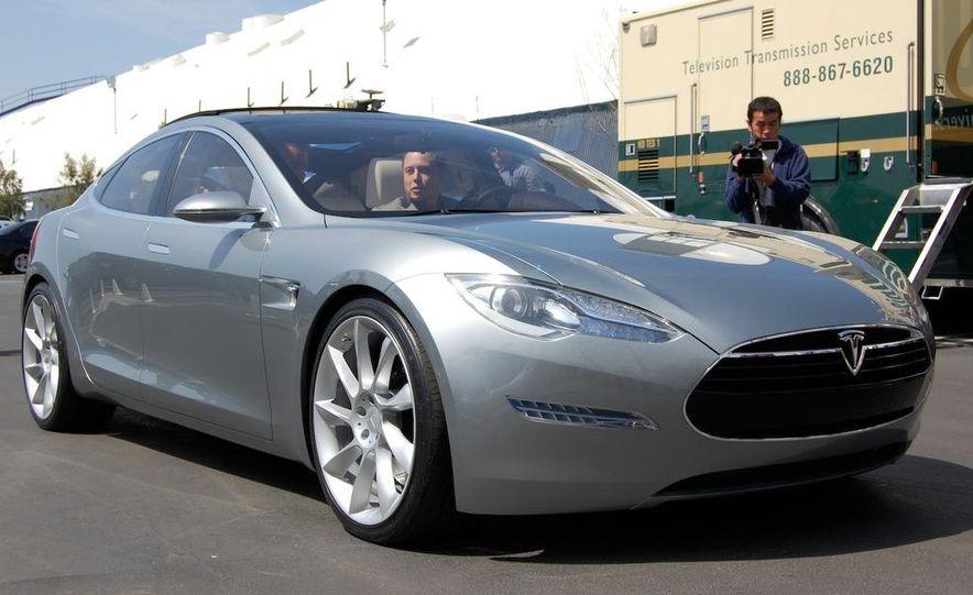 2013 Tesla Model S - Slide 80