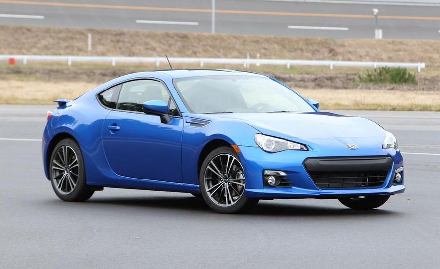 2013 Scion FR-S - Slide 3