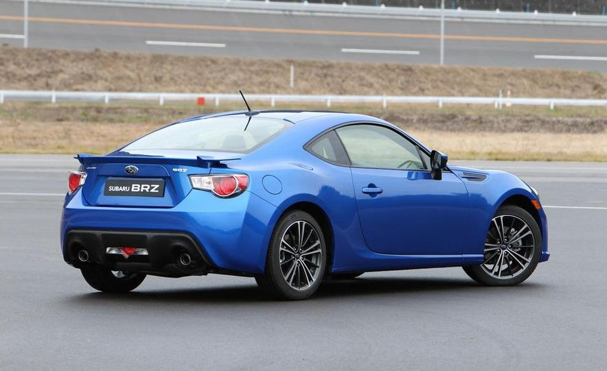 2013 Scion FR-S - Slide 4