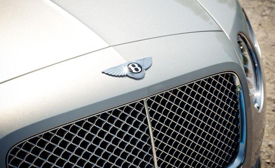 2012 Bentley Continental GT W-12 - Slide 14