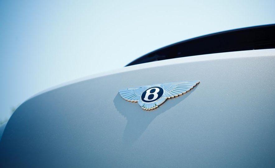 2012 Bentley Continental GT W-12 - Slide 18