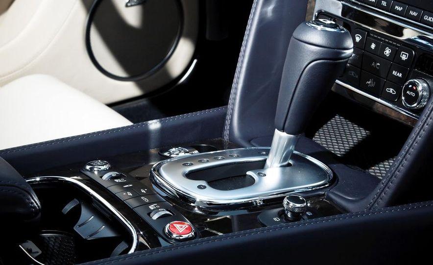 2012 Bentley Continental GT W-12 - Slide 31