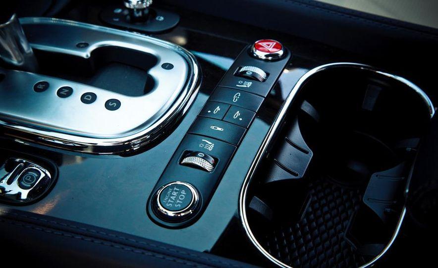 2012 Bentley Continental GT W-12 - Slide 32