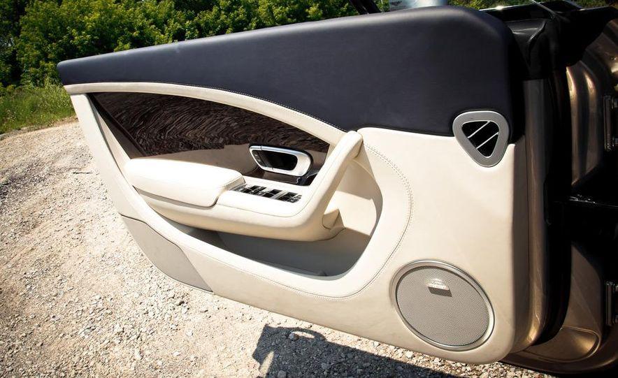 2012 Bentley Continental GT W-12 - Slide 27