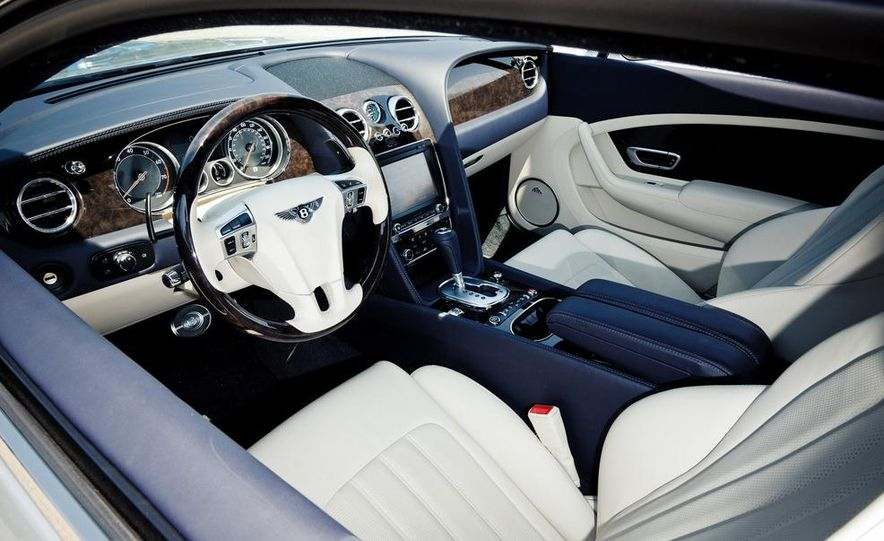 2012 Bentley Continental GT W-12 - Slide 20