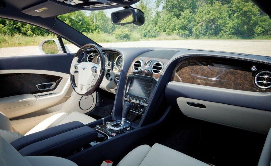 2012 Bentley Continental GT W-12 - Slide 22