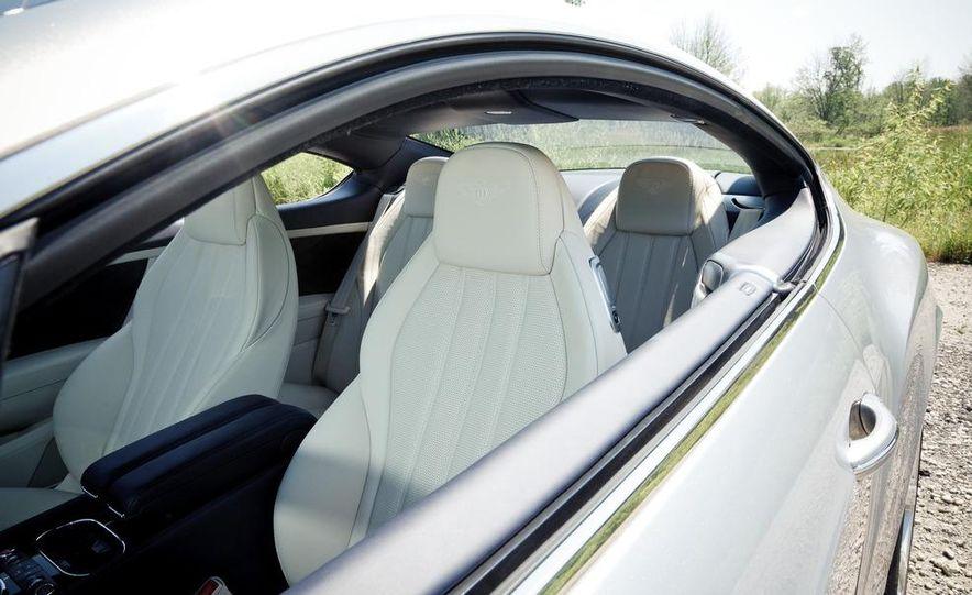 2012 Bentley Continental GT W-12 - Slide 23