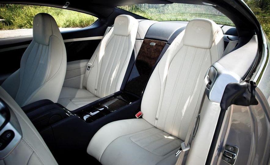 2012 Bentley Continental GT W-12 - Slide 26