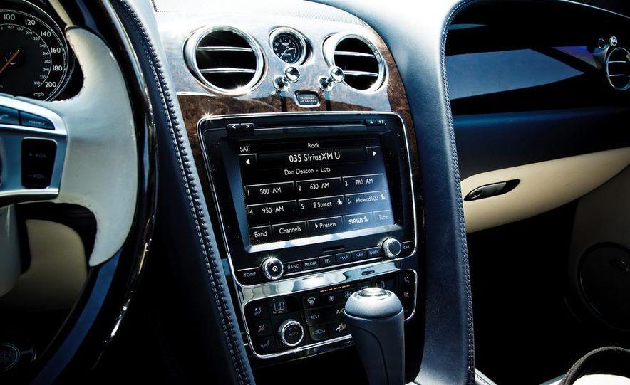 2012 Bentley Continental GT W-12 - Slide 30