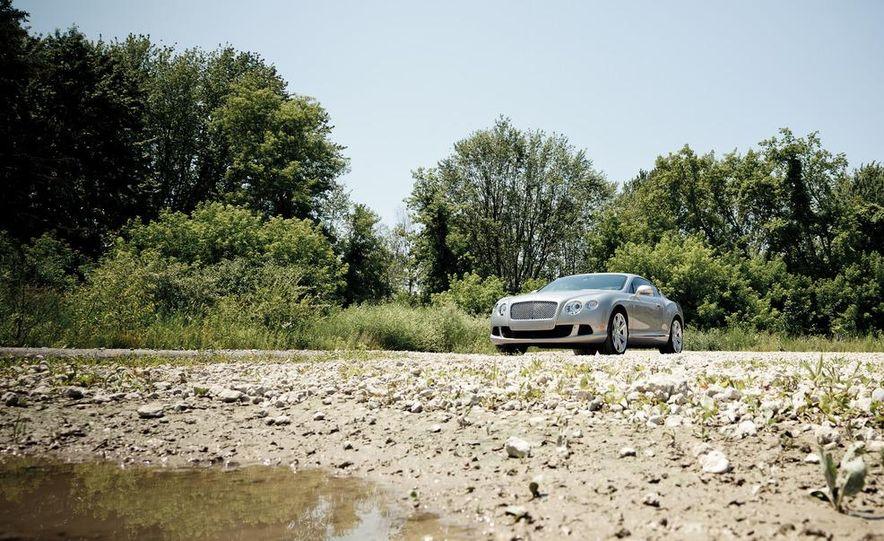 2012 Bentley Continental GT W-12 - Slide 2