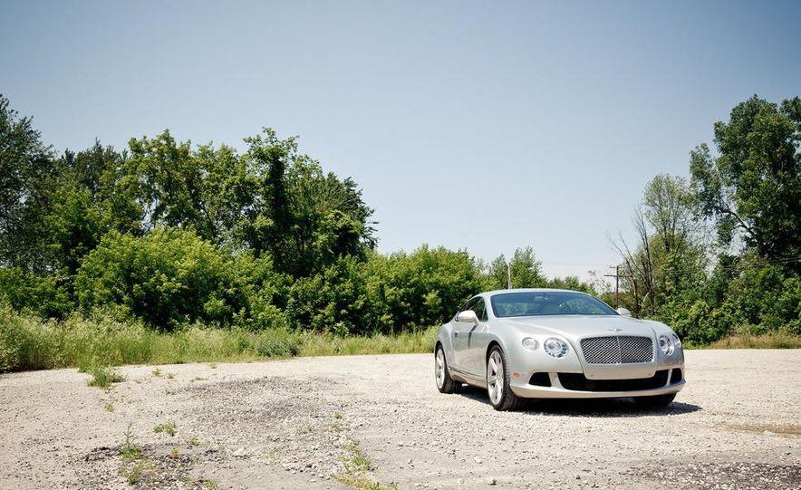 2012 Bentley Continental GT W-12 - Slide 7