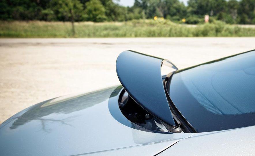 2012 Bentley Continental GT W-12 - Slide 19