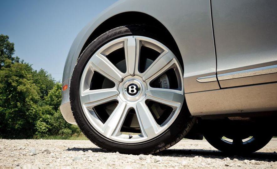 2012 Bentley Continental GT W-12 - Slide 16