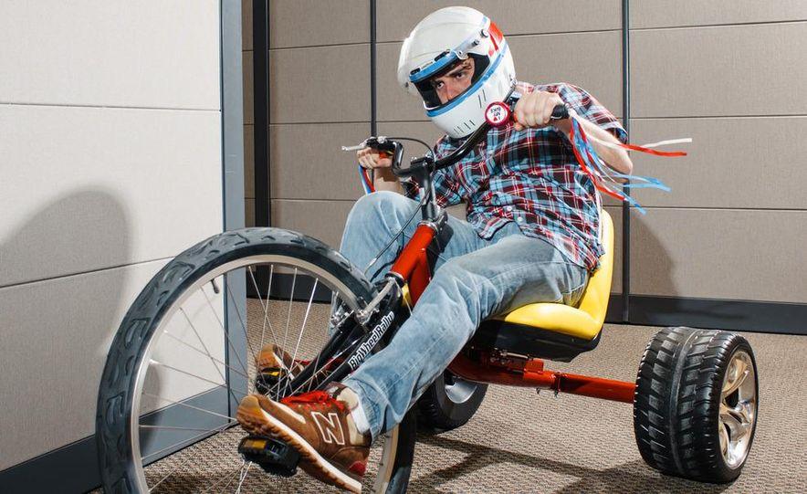 High Roller and Urbantrike Bailey - Slide 12