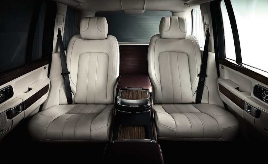 2014 Land Rover Range Rover (spy photo) - Slide 31