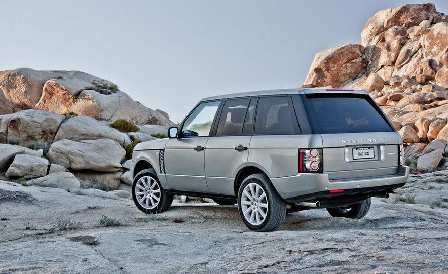 2014 Land Rover Range Rover (spy photo) - Slide 24