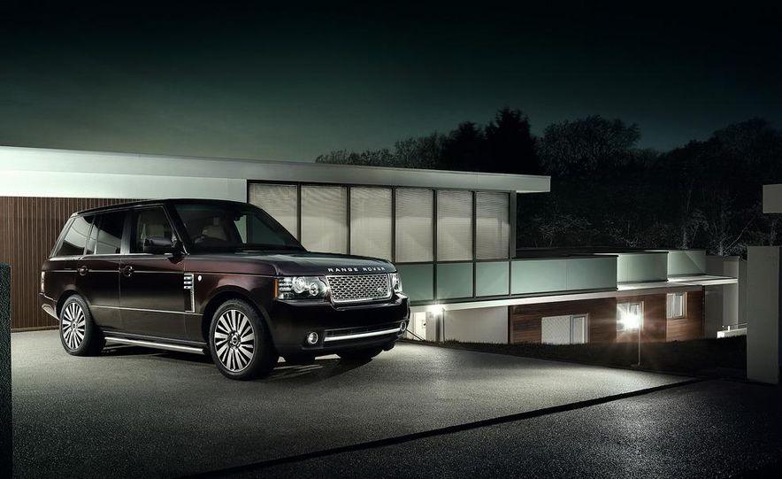 2014 Land Rover Range Rover (spy photo) - Slide 28