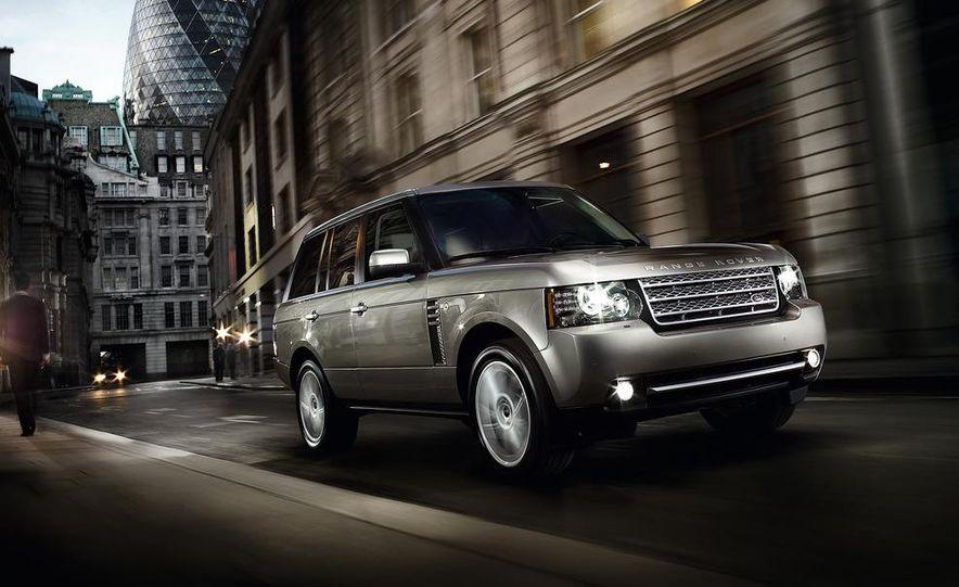 2014 Land Rover Range Rover (spy photo) - Slide 33