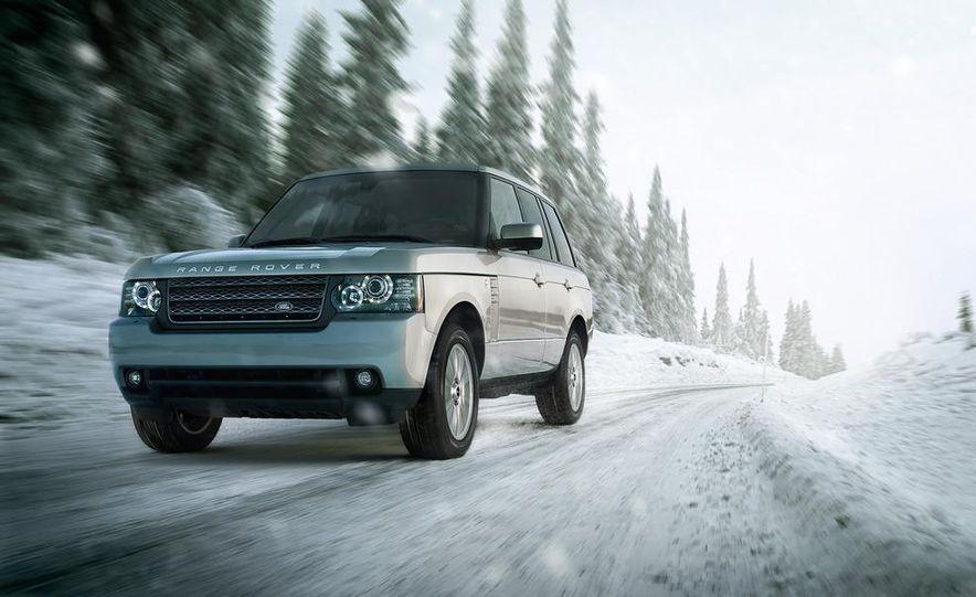 2014 Land Rover Range Rover (spy photo) - Slide 25