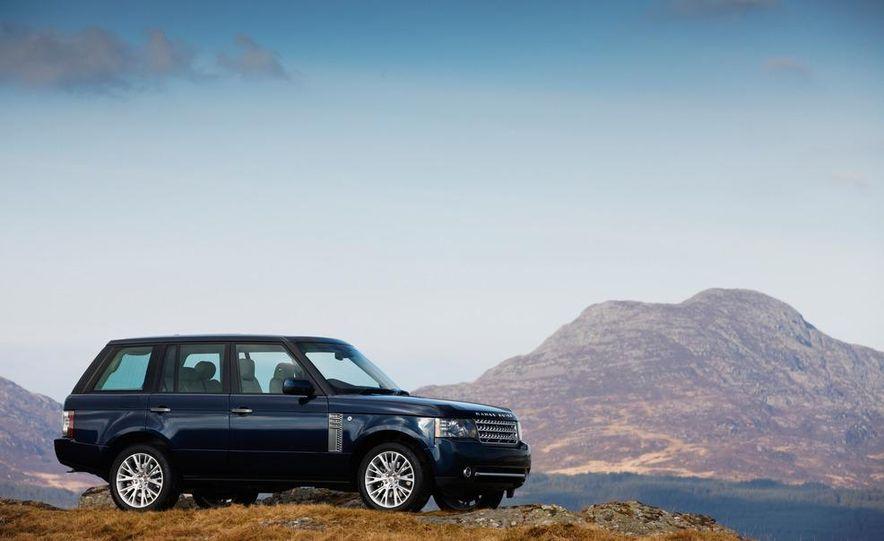 2014 Land Rover Range Rover (spy photo) - Slide 26