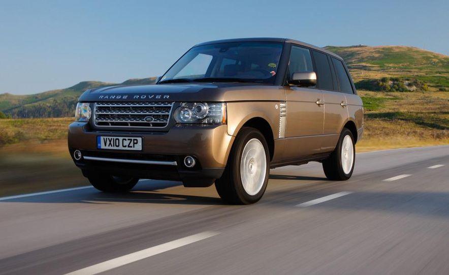 2014 Land Rover Range Rover (spy photo) - Slide 27